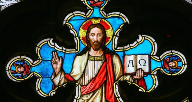 Jésus l'alpha et l'oméga