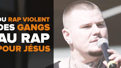 ARTICLE - VIDÉO - Des gangs violents au rap pour Jésus