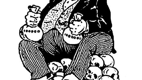 VIDÉO - La corruption sous la Terreur, la république aux origines puantes.