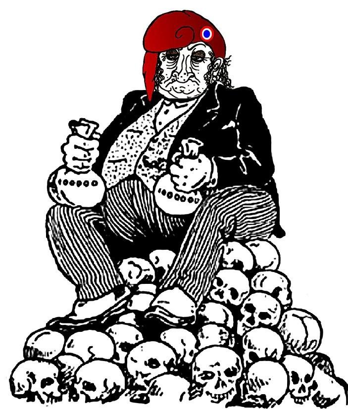 coup d'état de 1789, oligarchie maçonnique