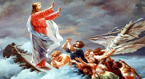 VIDÉO - Jésus l'a bien calmée