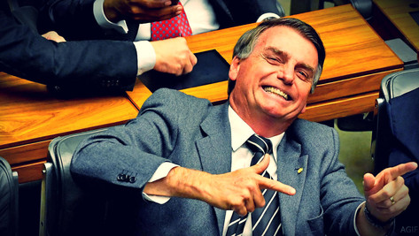 Brésil, Bolsonaro: le piège du natio-sionisme