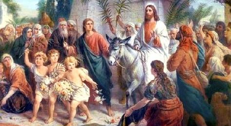 Dimanche des rameaux - Bonne fête à tous ! Que fêtent les chrétiens ? (article, vidéos)