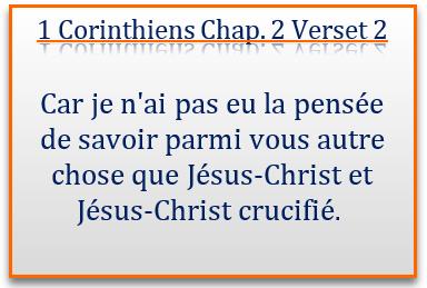 Jésus Christ crucifié