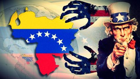 Venezuela: l'empire américano-sioniste veut intensifier sa magouille.
