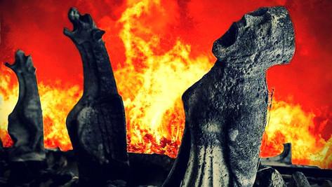 Notre Dame: incendie criminel ? (vidéos, article)