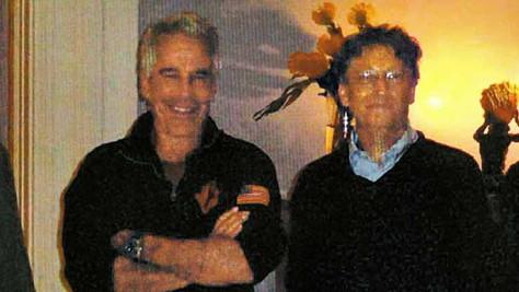 Bill Gates, un autre grand ami d'Epstein... Une même passion pour la chair fraîche sans doute...