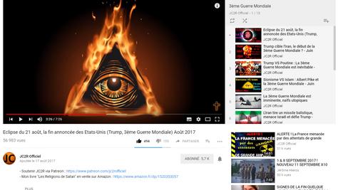 Playlist YouTube JC2R: 3ème Guerre Mondiale