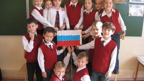 VIDÉO - L'école russe sait renforcer les enfants