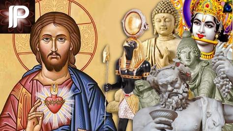 Jésus VS dieux païens, les chrétiens copieurs ? (vidéo)