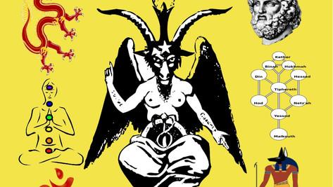 Sortie du livre : Les Religions de Satan
