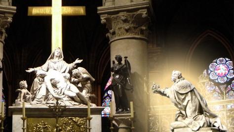 Assomption - Quand le Roi Louis XIII fit ses vœux à la Vierge Marie pour la France.