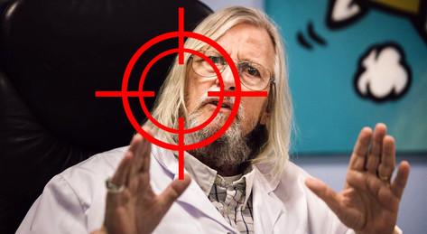 Qui menace le professeur Raoult ?