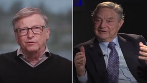 Bill Gates et Soros s'associent pour censurer les dissidents