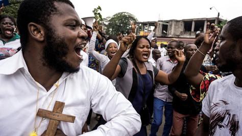 Congo: répression sanglante d'une marche de catholiques (article, vidéo)