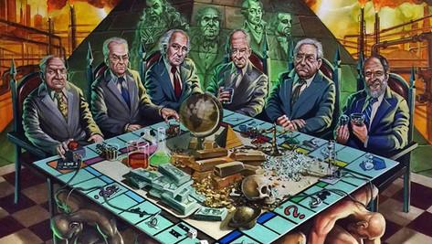 L'OMS et 23 chefs d'État (dont Macron) préparent l'instauration d'un gouvernement mondial