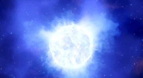 La mystérieuse disparition de l'étoile hypergéante