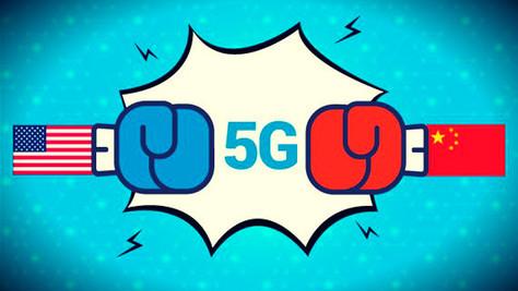 Internet 5G: la Chine devant, la France derrière à cause de l'UE.