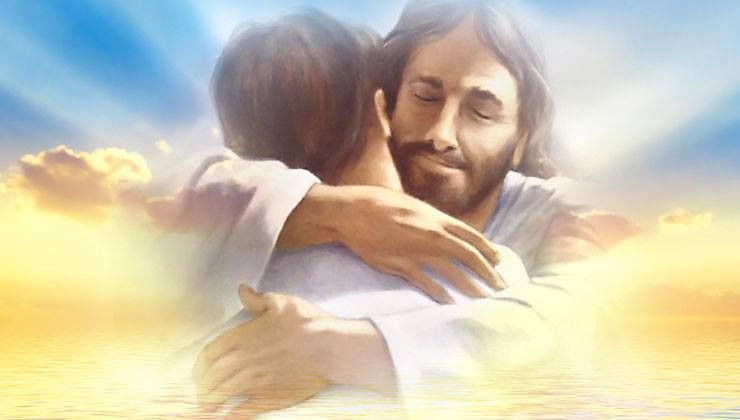 Bonne année avec Jésus Christ