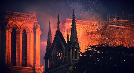 Incendie de Notre Dame de Paris: hasard, signe ?