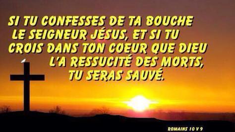 Jésus Christ Sauveur et Seigneur