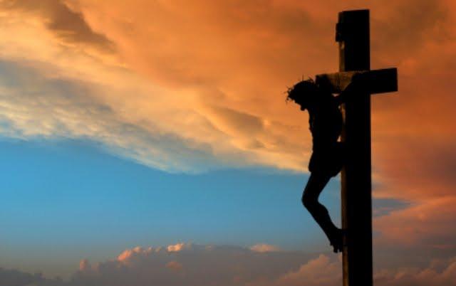 Jésus crucifié pour sauver l'Homme du péché