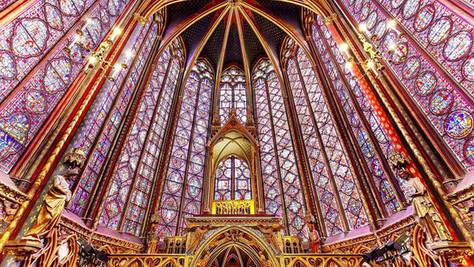 La vraie France #4: La Sainte Chapelle