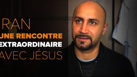 Rencontre incroyable d'un iranien avec Jésus (Article, témoignage, vidéo)