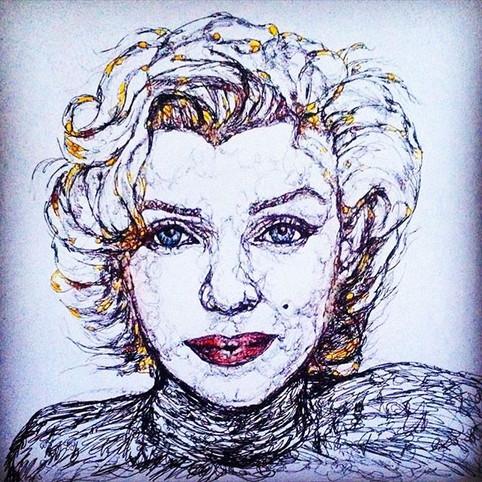 Marilyn ....Sold