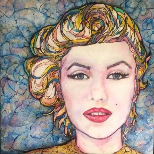 Norma Jean ....Sold