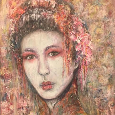 Geisha ....Sold