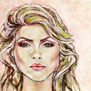 Blondie ....Sold
