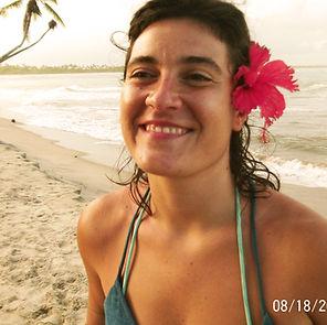 Sofia Sequeiros, Energy Healer