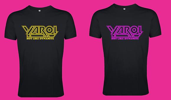 "Yarol Poupaud ""Hot Like Dynamite"" T-shirt"
