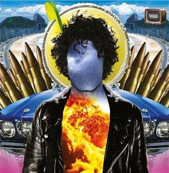 "Yarol Poupaud ""Hot Like Dynamite"" Signed Vinyl"