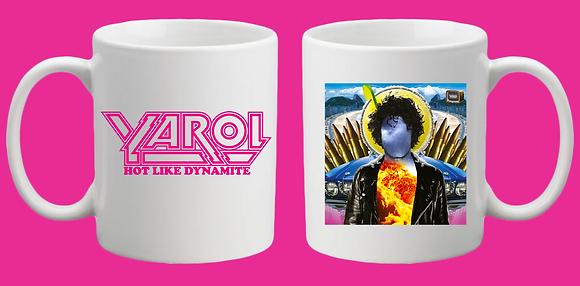 "Yarol Poupaud ""Hot Like Dynamite"" Mug"