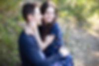 Jovem casal