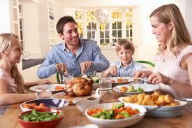I bambini a tavola