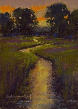 Creek at Twilight