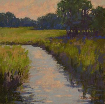Meandering Marsh Waters #9