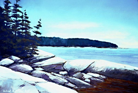 White Island Granite