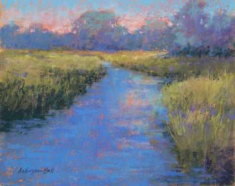 Drifting Into the Marsh