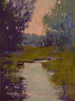 Meandering Marsh Waters #8