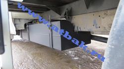 Топливный бак Iveco Daily