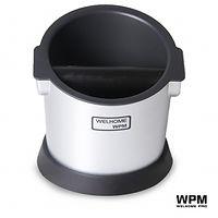 WPM Knock Box Silver White Black 拍粉渣筒 銀 黑 白
