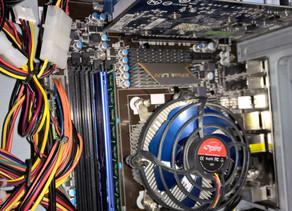Καθαρισμός σταθερού υπολογιστή
