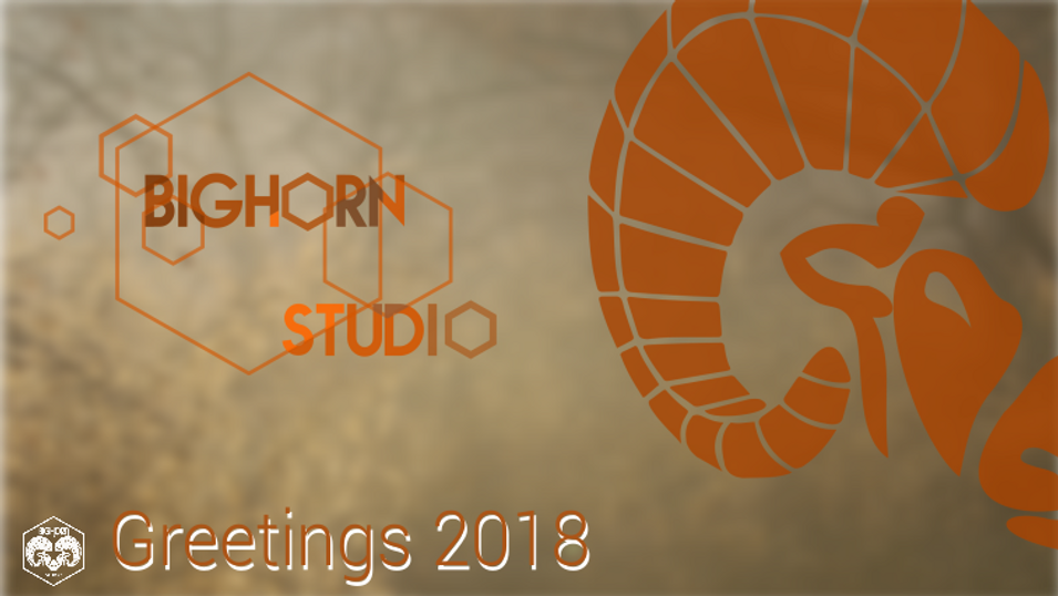 Bighorn Studio's greetings 2018.mp4