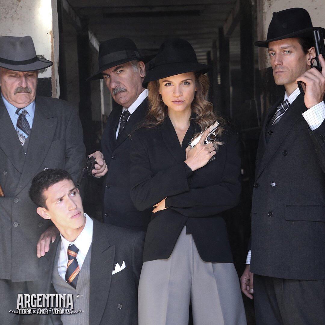 Argentina, tierra de amor y venganza (1)