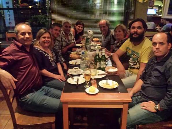 Encuentro del grupo de Antropología y Salud
