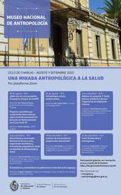 Afiche Una mirada antropológica a la salud (MNA)